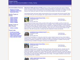 hotels-horley.co.uk