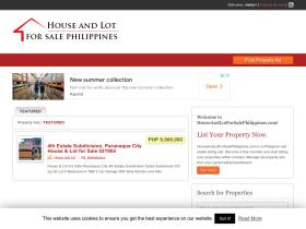 houseandlotforsalephilippines.com