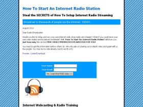 how-to-start-an-internet-radio-station.info