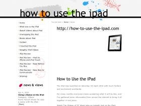 how-to-use-the-ipad.com