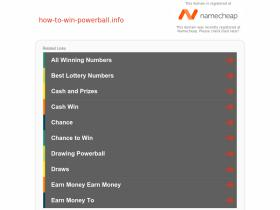 how-to-win-powerball.info