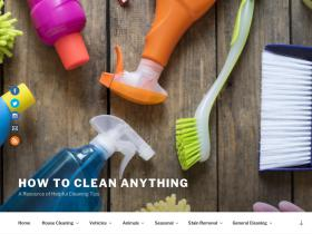 howtocleananything.com
