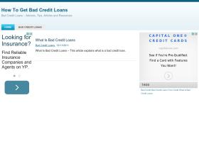 howtogetbadcreditloans.co.uk