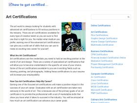 howtogetcertified.com