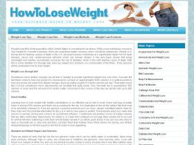howtoloseweight.org