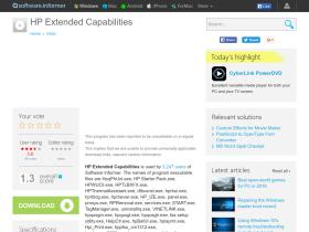 hp-extended-capabilities.software.informer.com