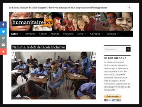 humanitaire.ws