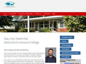hurunuicollege.school.nz