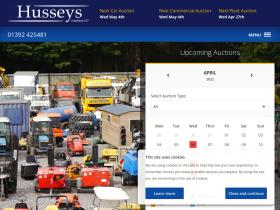 husseys.co.uk