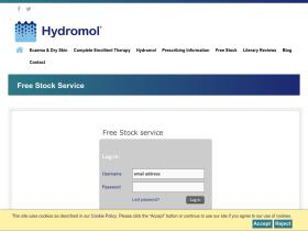 hydromoladmin.co.uk