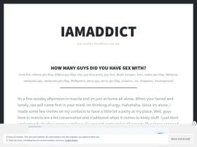 iamaddict.wordpress.com