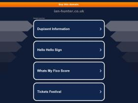 ian-hunter.co.uk
