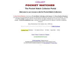 icollectpocketwatches.com