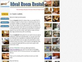 idealroomrental.com