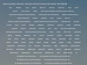 idealvacationrentals.com