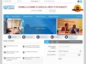 ignou.ac.in