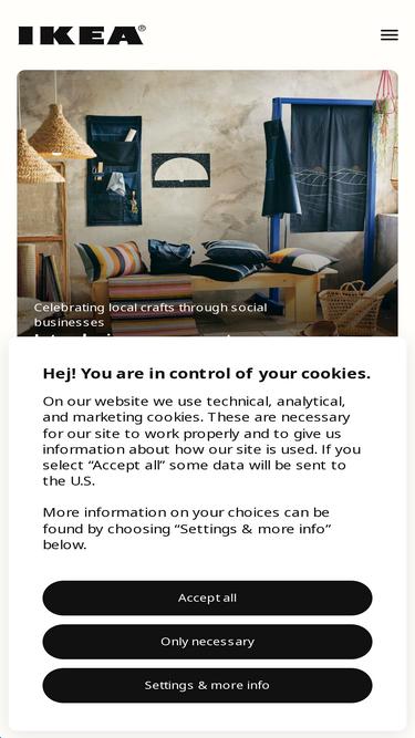 Ikea com Analytics - Market Share Stats & Traffic Ranking