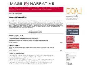 imageandnarrative.be