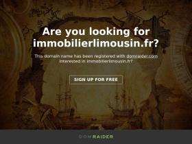 immobilierlimousin.fr
