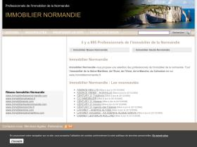 immobiliernormandie.fr