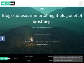 immortal-night.blog.onet.pl