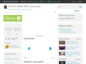 imtoo-wmv-mp4-converter.software.informer.com