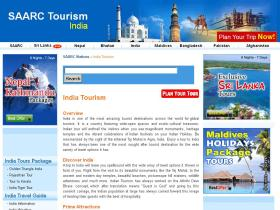 india.saarctourism.org