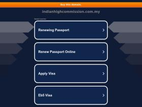 indianhighcommission.com.my