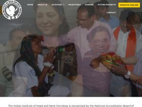 indorecancerfoundation.org