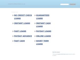 Payday loans from mr cutts photo 6
