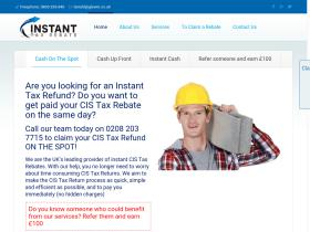 instanttaxrebate.co.uk