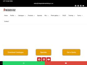 integratedmarketing.co.za