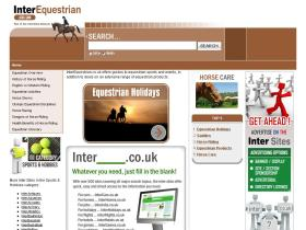 interequestrian.co.uk
