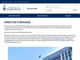internalaudit.utoronto.ca