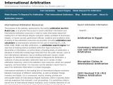 international-arbitration-attorney.com