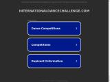 internationaldancechallenge.com