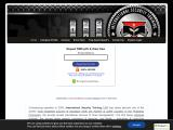 internationalsecuritytraining.org