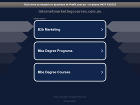 internetmarketingcourses.com.au