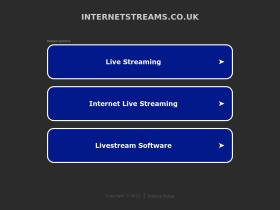 internetstreams.co.uk