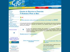 intranet.cdg29.fr