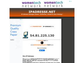 ipadresse.net