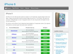 iphone6web.nl