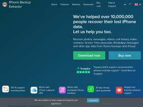 Iphonebackupextractor com Analytics - Market Share Stats