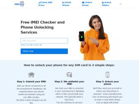 40 Similar Sites Like Imei info - SimilarSites com