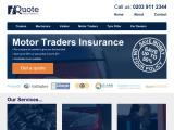 iquotemotortradeinsurance.co.uk