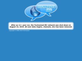 irc.technoized.com
