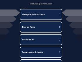 irishpoolplayers.com