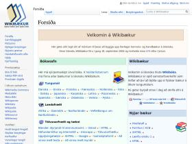 is.wikibooks.org