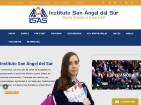 isas.edu.mx