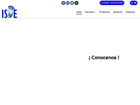 isde.cl